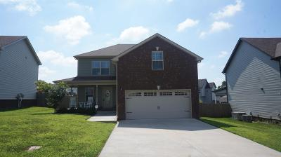 Clarksville TN Single Family Home For Sale: $203,445