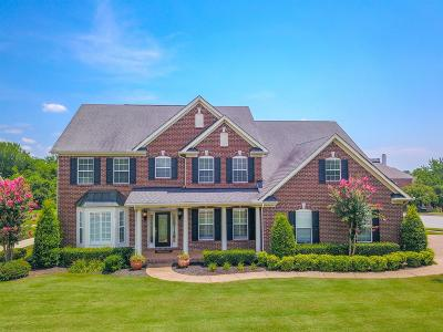 Gallatin Single Family Home Under Contract - Not Showing: 746 Plantation Blvd