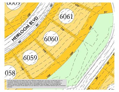College Grove Residential Lots & Land Under Contract - Not Showing: 8416 Heirloom Blvd (Lot 6060)