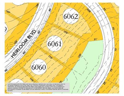 College Grove Residential Lots & Land Under Contract - Not Showing: 8412 Heirloom Blvd (Lot 6061)