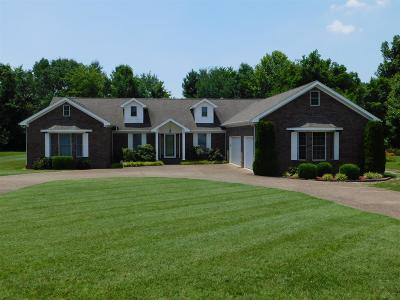 Christian County Single Family Home For Sale: 115 Academy Dr.