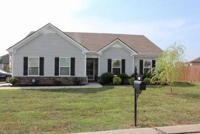 Murfreesboro Single Family Home For Sale: 401 Wears Dr