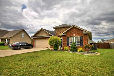 Rutherford County Single Family Home For Sale: 4862 Beryl Dr