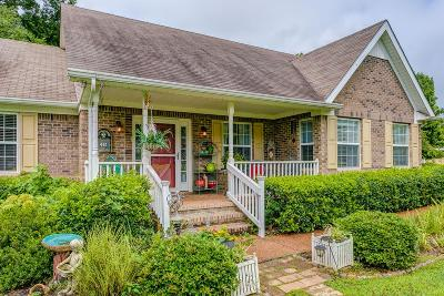 Maury County Single Family Home For Sale: 450 Marilyn Cir