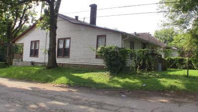 Nashville Single Family Home For Sale: 1841 9th Ave N
