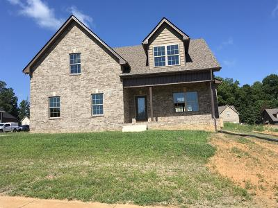 Pleasant View Single Family Home For Sale: 1035 Harmony Trail