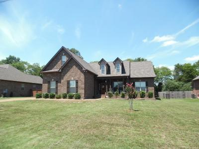 Lebanon Single Family Home For Sale: 1408 Wade Hampton Ct