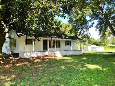 Bedford County Single Family Home For Sale: 181 Flat Creek School Rd