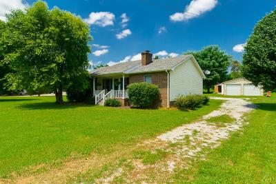 Springfield TN Single Family Home Under Contract - Showing: $189,000