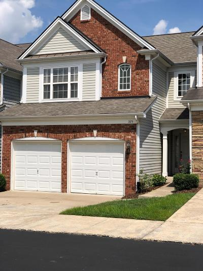 Nashville Condo/Townhouse For Sale: 325 Shady Creek Ln