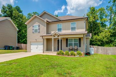 Montgomery County Single Family Home For Sale: 550 Magnolia Dr