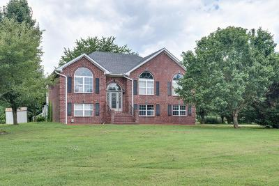 Franklin Single Family Home For Sale: 1600 Indian Creek Circle