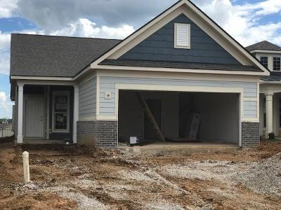 Maury County Single Family Home For Sale: 157 Tipton Pass #98