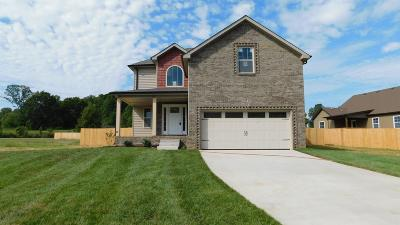 Clarksville Single Family Home For Sale: 2 Hazelwood Court