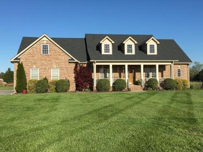 Marshall County Single Family Home For Sale: 4929 Smiley Rd