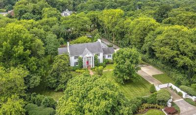 Nashville Single Family Home For Sale: 2120 Valley Brook