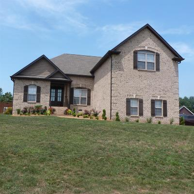 White House Single Family Home Under Contract - Showing: 101 Crystal Ct