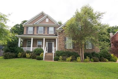 Spring Hill Single Family Home For Sale: 2030 Morton Dr