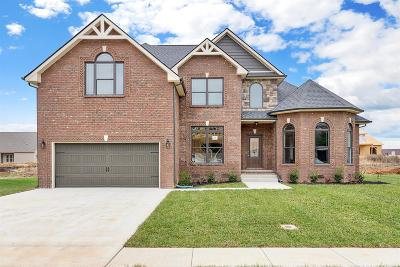 Clarksville Single Family Home For Sale: 60 Woodford