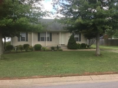 Murfreesboro Single Family Home For Sale: 2823 Kedzie Dr