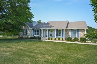 Hendersonville Single Family Home For Sale: 1 Welcome Ln