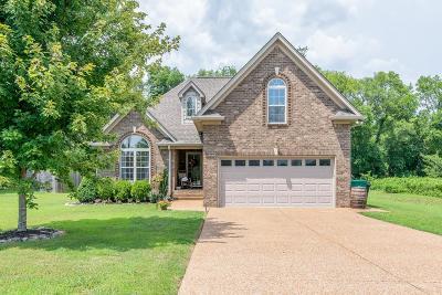 Mount Juliet TN Single Family Home For Sale: $309,900