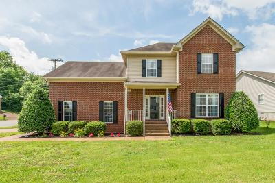 Wilson County Single Family Home Under Contract - Showing: 2336 Devonshire Dr