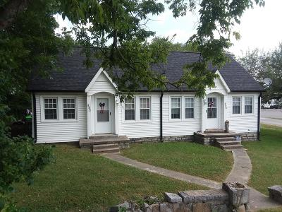 Marshall County Multi Family Home For Sale: 836 W Commerce St