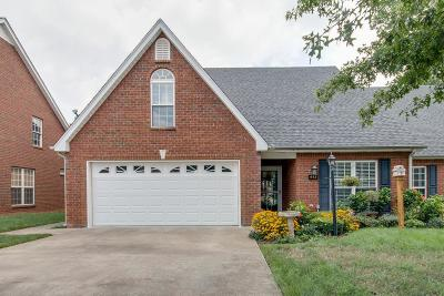 Murfreesboro Condo/Townhouse For Sale: 445 Golfview Ct