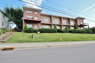 Christian County, Ky, Todd County, Ky, Montgomery County Condo/Townhouse For Sale: 508 Main St