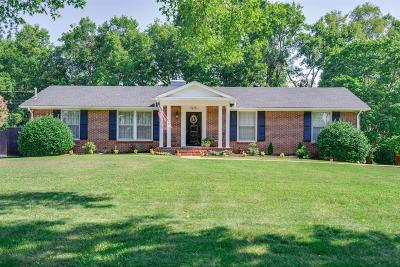 Columbia Single Family Home For Sale: 1416 Sunnyside Dr