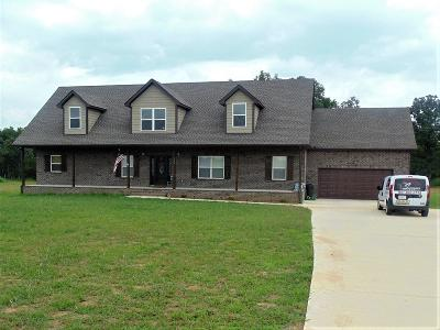 Lewisburg Single Family Home For Sale: 184 Helton Rd