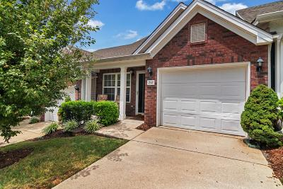 Nashville Condo/Townhouse Under Contract - Not Showing: 252 Buck Run Dr #252