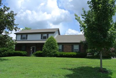 Clarksville Single Family Home For Sale: 513 Windsor Drive