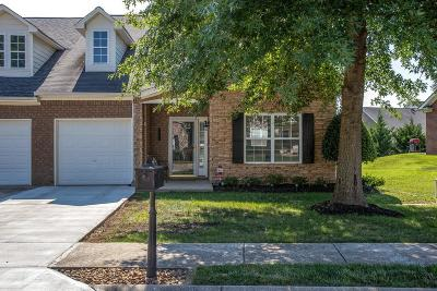 Williamson County Condo/Townhouse Under Contract - Not Showing: 1041 Misty Morn Cir