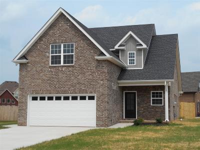 Rutherford County Single Family Home Under Contract - Not Showing: 2936 Lightning Bug Dr