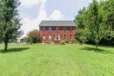 Davidson County Single Family Home For Sale: 5622 Pettus Rd