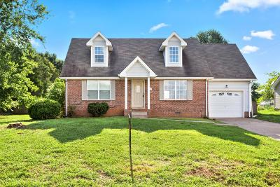 Montgomery County Single Family Home For Sale: 3716 Heather Dr