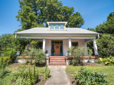 Williamson County Single Family Home For Sale: 1246 Adams St