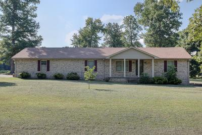 Springfield Single Family Home For Sale: 4809 Charles Dorris Rd