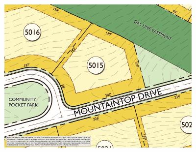 College Grove Residential Lots & Land For Sale: 8122 Mountaintop Dr
