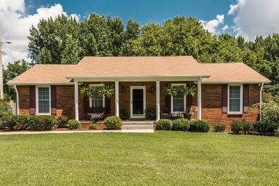 Joelton Single Family Home For Sale: 5016 Rawlings Rd