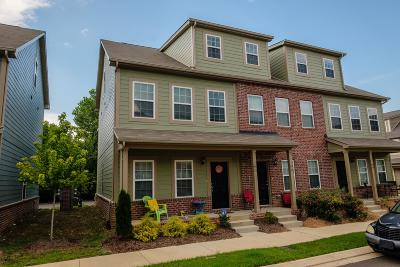 Sumner County Condo/Townhouse Under Contract - Showing: 95 Plumlee Dr Unit 32 #32