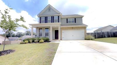 Maury County Single Family Home For Sale: 3004 Dove Ct S