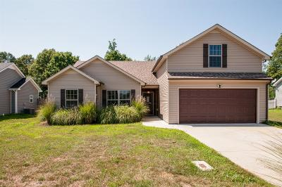 Clarksville Single Family Home For Sale: 1200 Freedom Dr