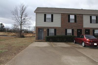 Clarksville Rental Under Contract - Not Showing: 109 -4 Coyote Ct