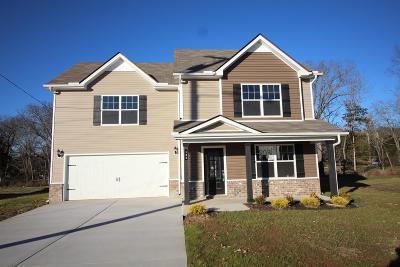 Single Family Home For Sale: 122 Chyntara Drive