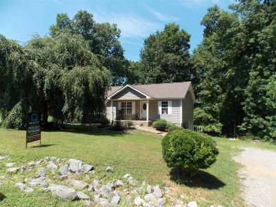 Woodlawn Single Family Home For Sale: 3213 Backridge Rd