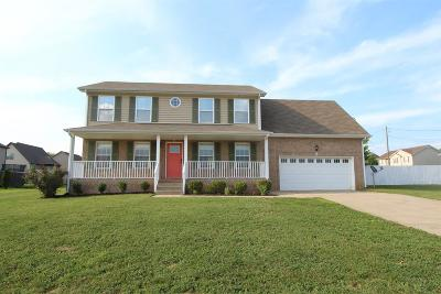 Clarksville Single Family Home For Sale: 939 Silty Dr