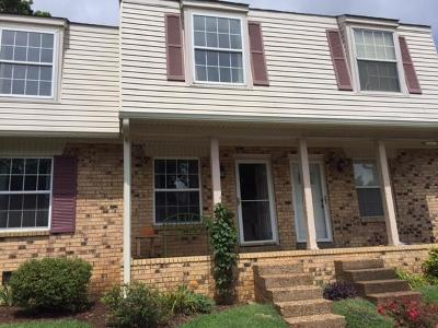 Nashville Condo/Townhouse For Sale: 4000 Anderson Rd Apt 43 #43